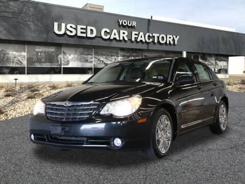 2010 Chrysler Sebring for sale at JOELSCARZ.COM in Flushing MI