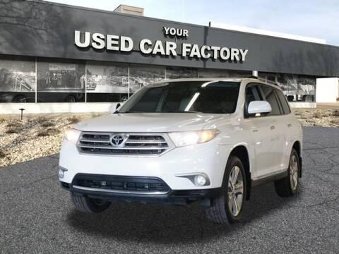 2012 Toyota Highlander for sale at JOELSCARZ.COM in Flushing MI