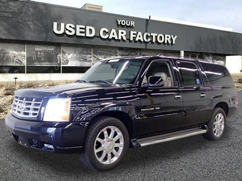 2006 Cadillac Escalade ESV for sale at JOELSCARZ.COM in Flushing MI
