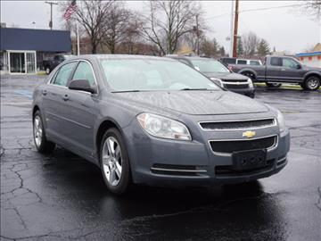 2009 Chevrolet Malibu for sale in Flushing, MI