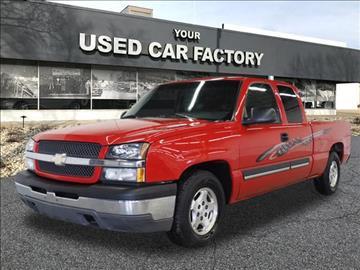 2003 Chevrolet Silverado 1500 for sale in Flushing, MI