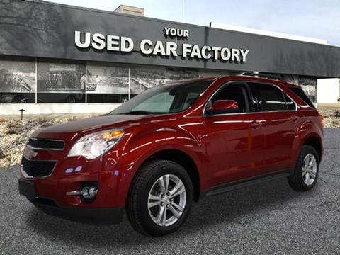 2013 Chevrolet Equinox for sale at JOELSCARZ.COM in Flushing MI