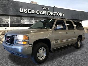 2004 GMC Yukon XL for sale at JOELSCARZ.COM in Flushing MI