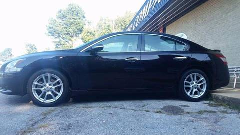 2010 Nissan Maxima for sale in Mountain View, AR