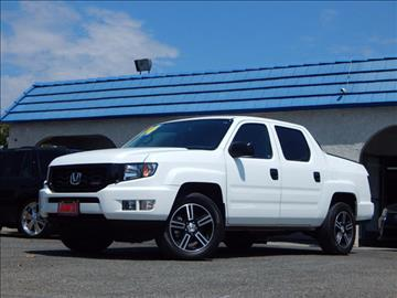 2014 Honda Ridgeline for sale in Harbor City, CA