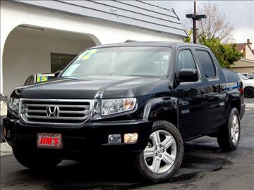 2012 Honda Ridgeline for sale in Harbor City, CA