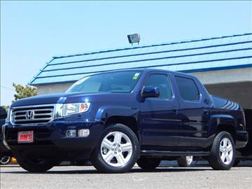 2013 Honda Ridgeline for sale in Harbor City, CA