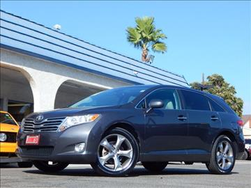 2011 Toyota Venza for sale in Harbor City, CA
