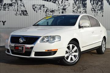 2008 Volkswagen Passat for sale in Harbor City, CA