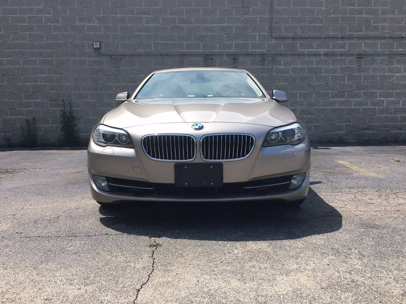 2011 BMW 5 Series 535i 4dr Sedan - Chicago IL