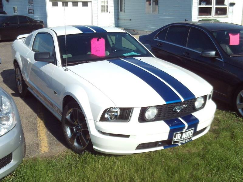 2006 Ford Mustang for sale at JR Auto in Brookings SD