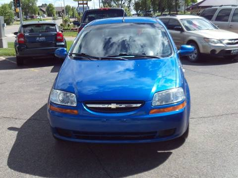 2008 Chevrolet Aveo for sale at JR Auto in Brookings SD