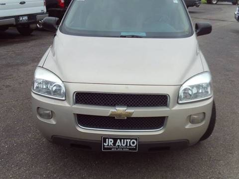 2007 Chevrolet Uplander for sale in Brookings, SD