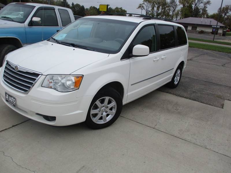 2010 chrysler town and country touring in brookings sd jr auto. Black Bedroom Furniture Sets. Home Design Ideas