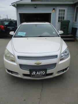 2011 Chevrolet Malibu LTZ for sale at JR Auto in Brookings SD