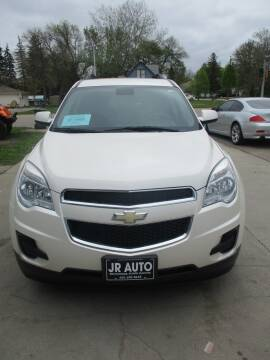 2013 Chevrolet Equinox LT for sale at JR Auto in Brookings SD