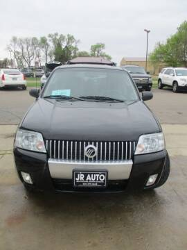 2007 Mercury Mariner Luxury for sale at JR Auto in Brookings SD
