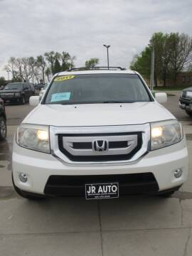 2011 Honda Pilot Touring for sale at JR Auto in Brookings SD