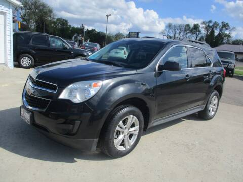 2010 Chevrolet Equinox LT for sale at JR Auto in Brookings SD