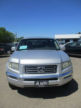 2008 Honda Ridgeline RTL for sale at JR Auto in Brookings SD