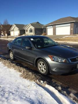 2008 Honda Accord for sale in Brookings, SD