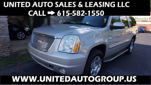 2007 GMC Yukon XL for sale in Old Hickory, TN