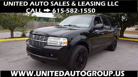 2008 Lincoln Navigator L for sale in Old Hickory, TN