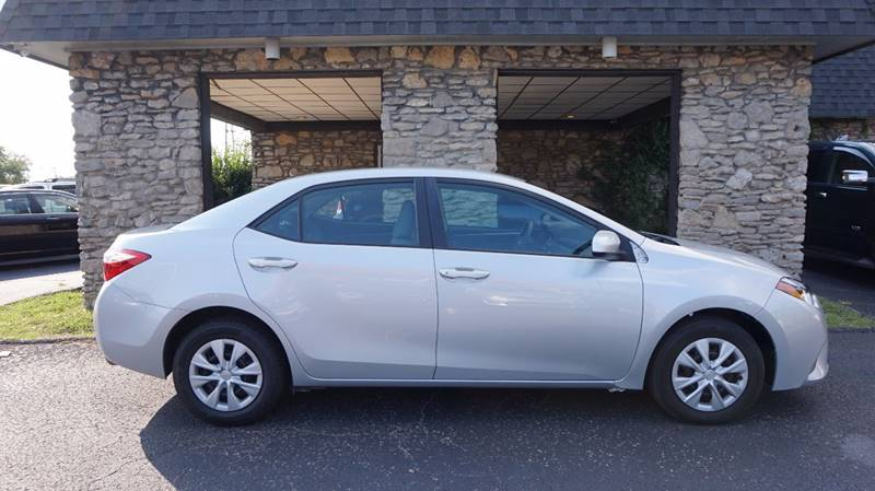 2015 Toyota Corolla LE 4dr Sedan - Old Hickory TN