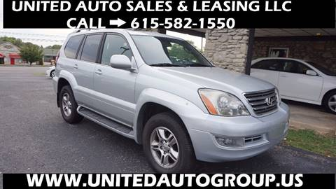 2006 Lexus GX 470 for sale in Old Hickory, TN