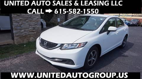 2015 Honda Civic for sale in Old Hickory, TN