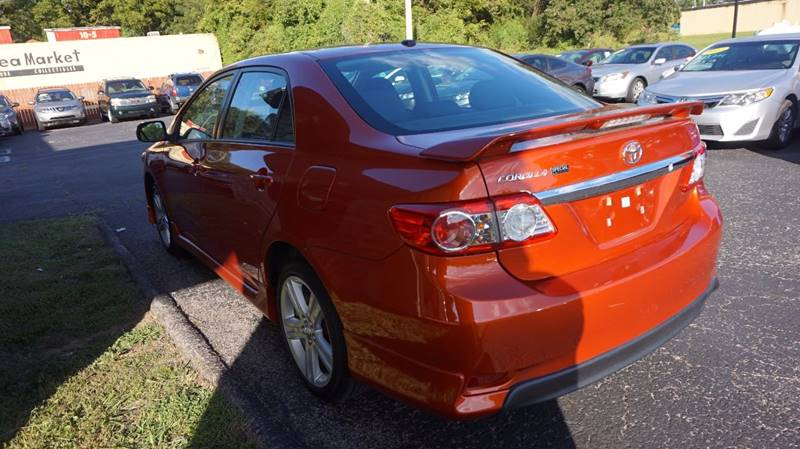 2013 Toyota Corolla S Special Edition 4dr Sedan - Old Hickory TN