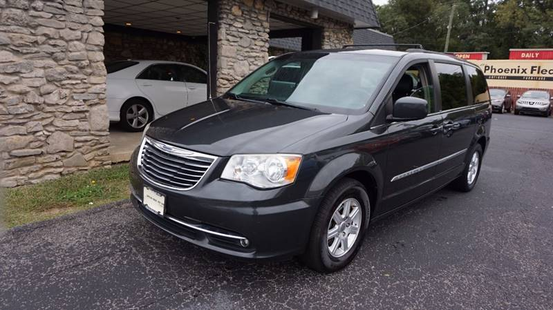 2012 Chrysler Town and Country Touring 4dr Mini-Van - Old Hickory TN