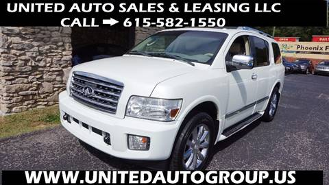 2008 Infiniti QX56 for sale in Old Hickory, TN