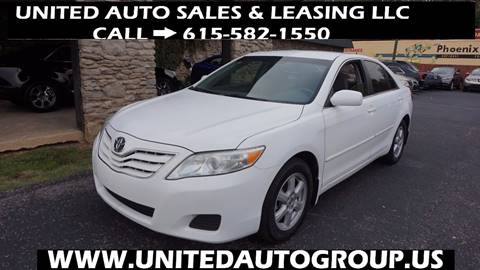 2010 Toyota Camry for sale in Old Hickory, TN