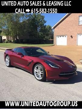 2016 Chevrolet Corvette for sale in Old Hickory, TN