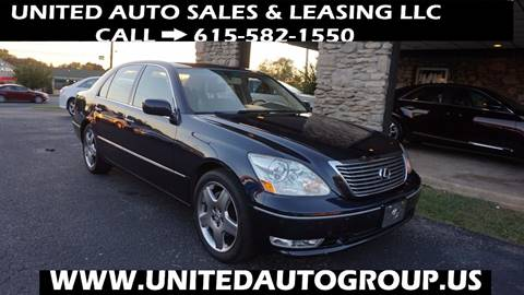 2005 Lexus LS 430 for sale in Old Hickory, TN