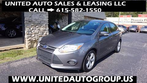 2014 Ford Focus for sale in Old Hickory, TN