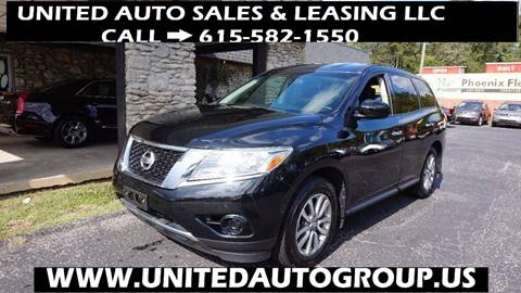2013 Nissan Pathfinder for sale in Old Hickory, TN