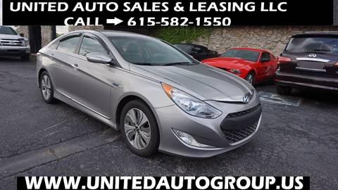 2013 Hyundai Sonata Hybrid for sale in Old Hickory, TN