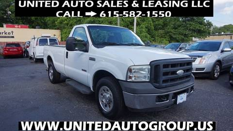 2007 Ford F-250 Super Duty for sale in Old Hickory, TN