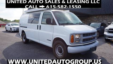 2000 Chevrolet Express Cargo for sale in Old Hickory, TN