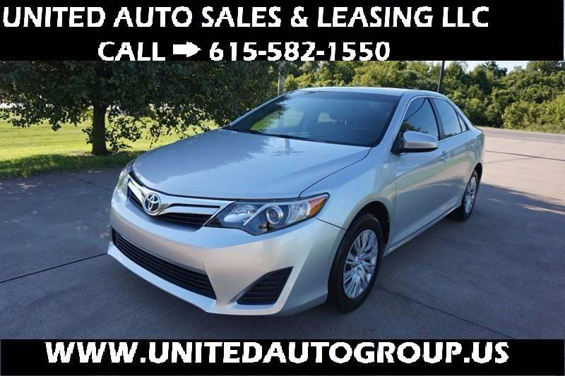 2012 Toyota Camry LE 4dr Sedan - Old Hickory TN