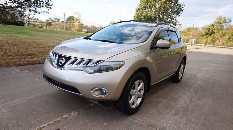 2010 Nissan Murano SL 4dr SUV - Old Hickory TN