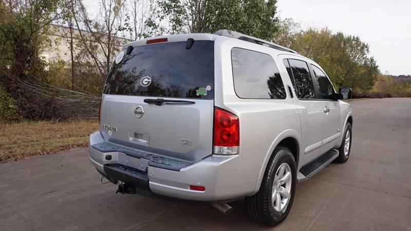 2008 Nissan Armada 4x2 SE 4dr SUV - Old Hickory TN