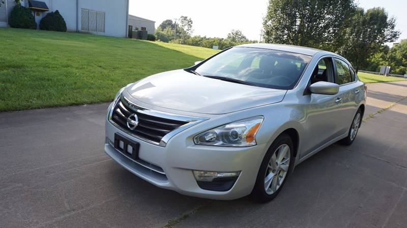 2013 Nissan Altima 2.5 SV 4dr Sedan - Old Hickory TN