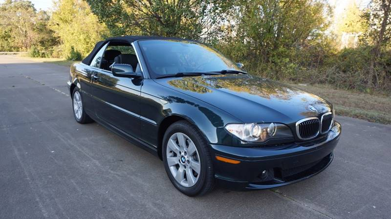 2006 BMW 3 Series 325Ci 2dr Convertible - Old Hickory TN