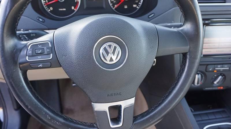 2012 Volkswagen Jetta SE PZEV 4dr Sedan 5M - Old Hickory TN