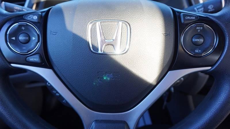 2013 Honda Civic LX 4dr Sedan 5A - Old Hickory TN