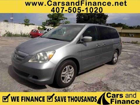2006 Honda Odyssey for sale in Orlando, FL