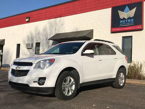 2015 Chevrolet Equinox for sale in Blaine, MN